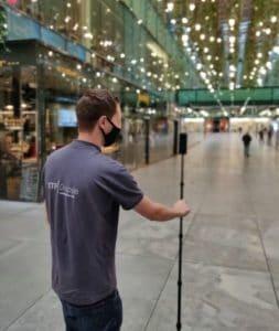 360 Grad Kameraaufnahmen zur Netzoptimierung