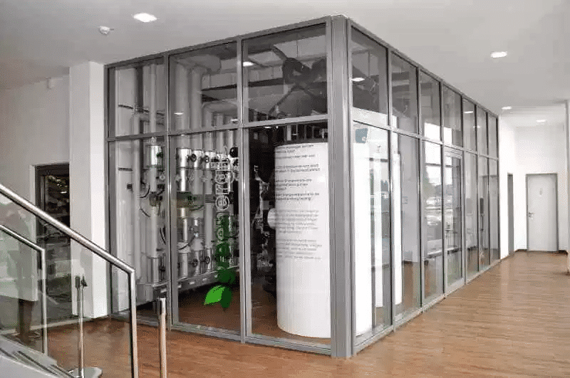 Heizsystem Kühlsystem Haustechnik