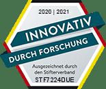 Innovativ durch Forschung STF Gruppe