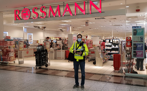 Mobilfunkoptimierung bei Rossmann