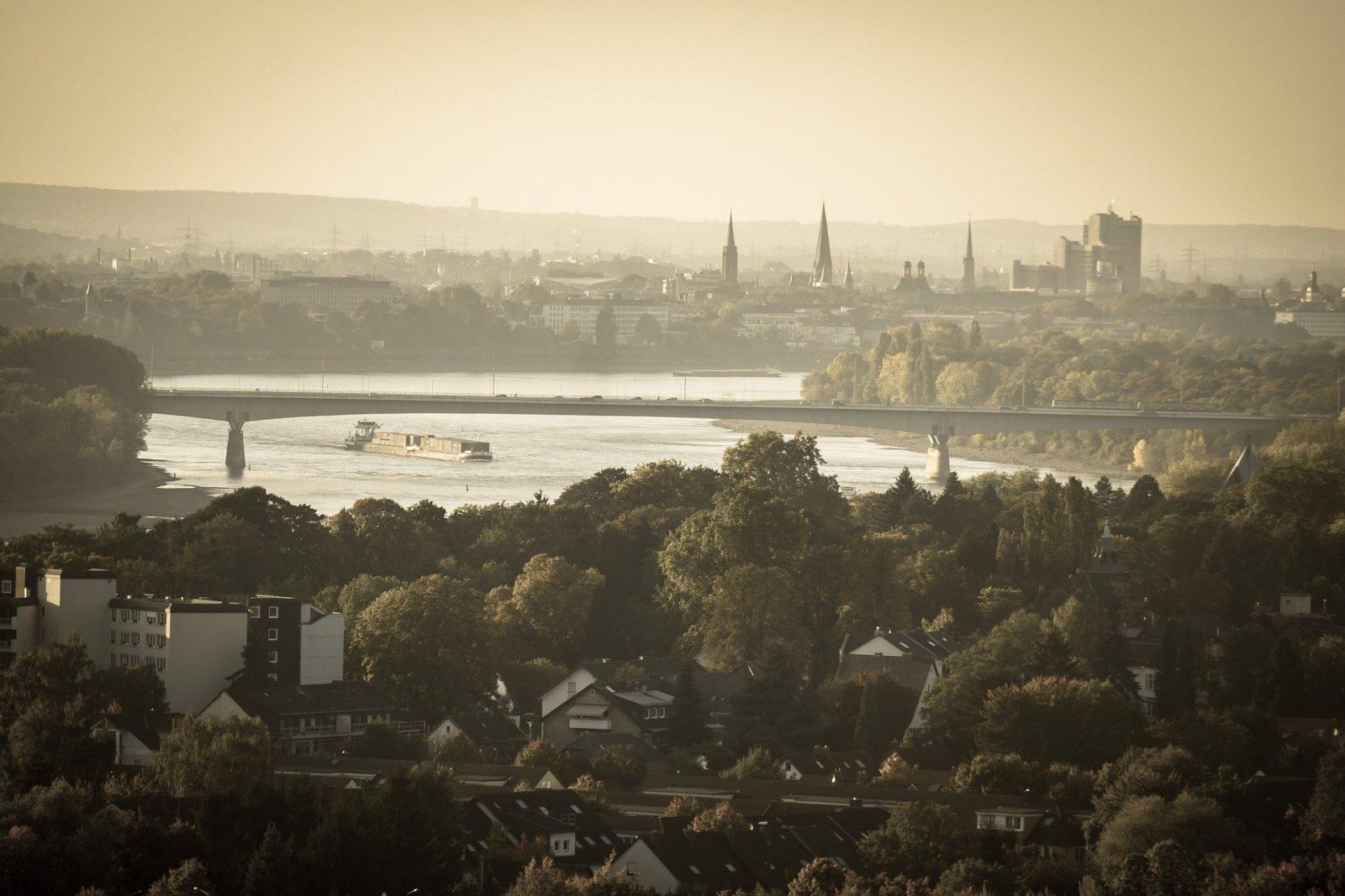 Die STF hat einen neuen Standort in Bonn