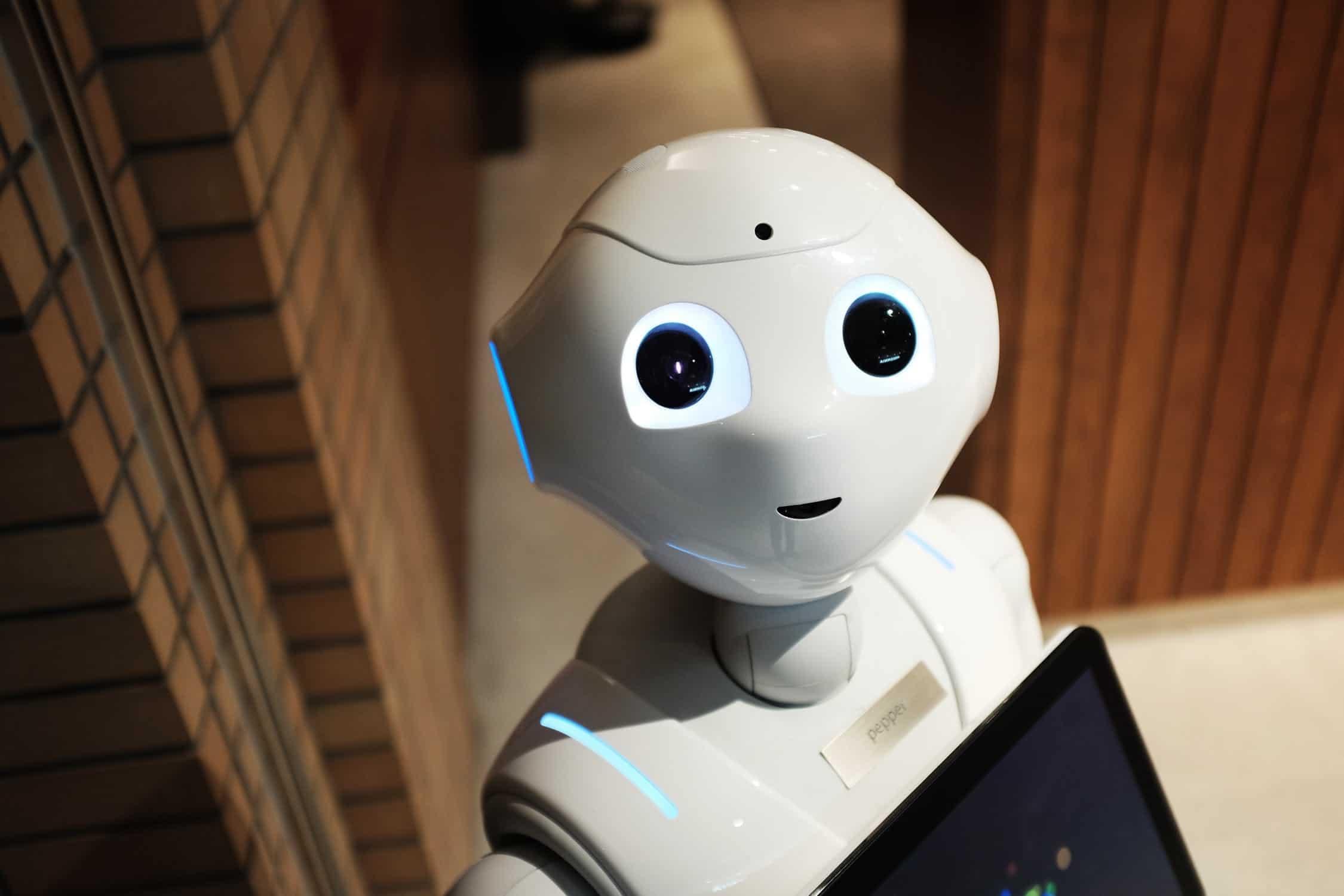 Roboter Künstliche Intelligenz